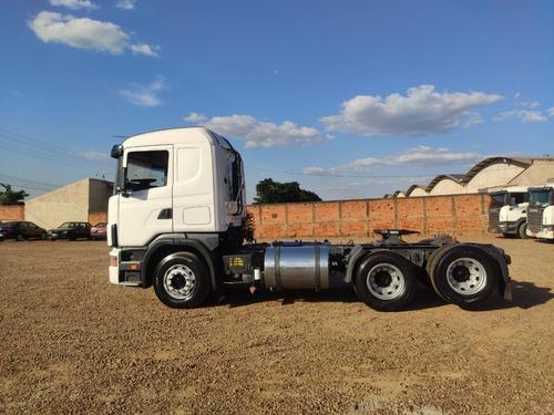 Scania 124 G380 / 6x2