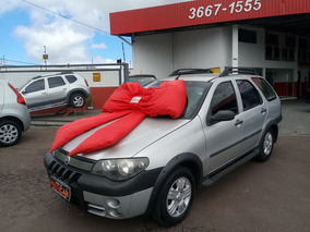 Fiat Palio Weekend Adventure 1.8 16v 2006