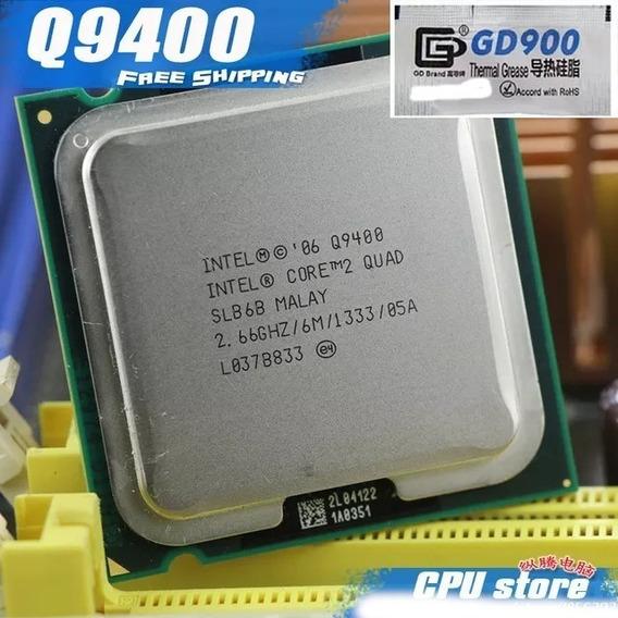 Core 2 Quad Q9400 » Q8200 , Q8400 , Q9300 + Pasta(=mx4)