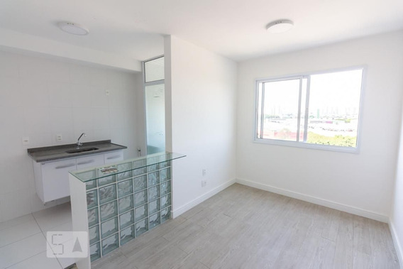 Apartamento No 10º Andar Com 1 Dormitório - Id: 892971208 - 271208