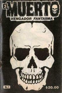 El Muerto El Vengador Fantasma Historieta Colección Completa