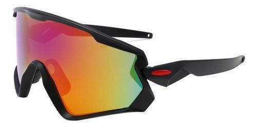 Gafas Solares Ciclismo Lente Uv400 Hombre-mujer