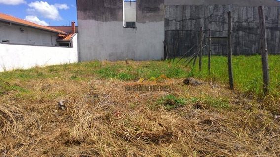 Terreno À Venda, 250 M² Por R$ 191.000 - Jardim Bela Vista - Indaiatuba/sp - Te0572