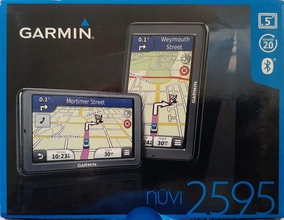 Gps Garmin Nuvi 2595 Sin Uso Para Repuesto No Funciona Compl