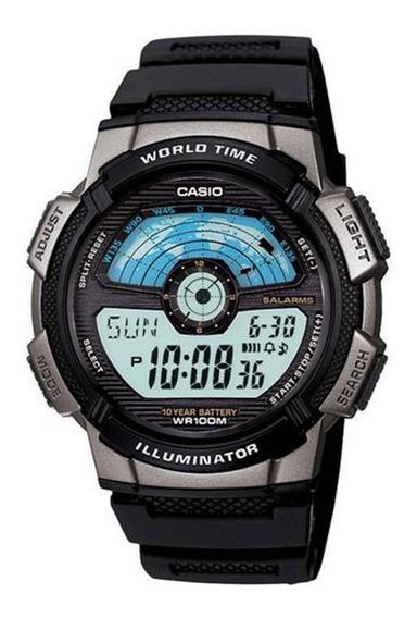 Relógio Masculino Digital Casio Ae1100w1av