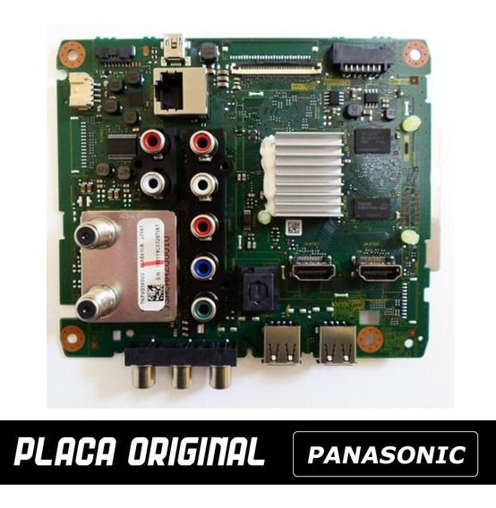 Placa Principal Panasonic Tc-42as610b Tnp4g569vu-cs