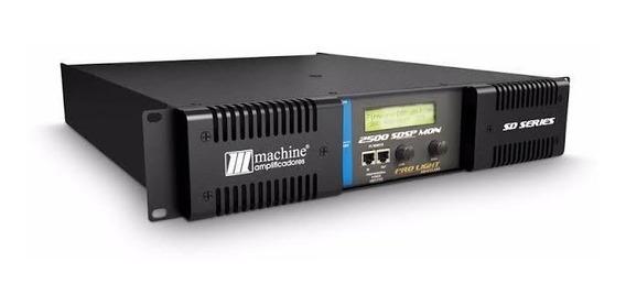 Potência Machine Sdsp 2500 - 2500w Rms - Novo