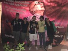 Tu Bandera Aerografiada De Cancha , Egresados, Murales!!!