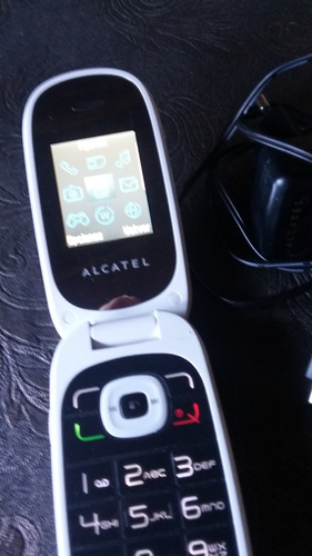 Celular Alcatel Ot 665a- Libre No Funciona