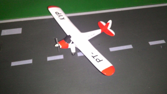 Miniatura De Avião - Paulistinha - Pt-kyp - Escala 1:72