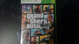 Gta V . Xbox 360 . Remate!!!!