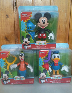 Figuras Mickey Mouse Club House Fisher Price Los Germanes