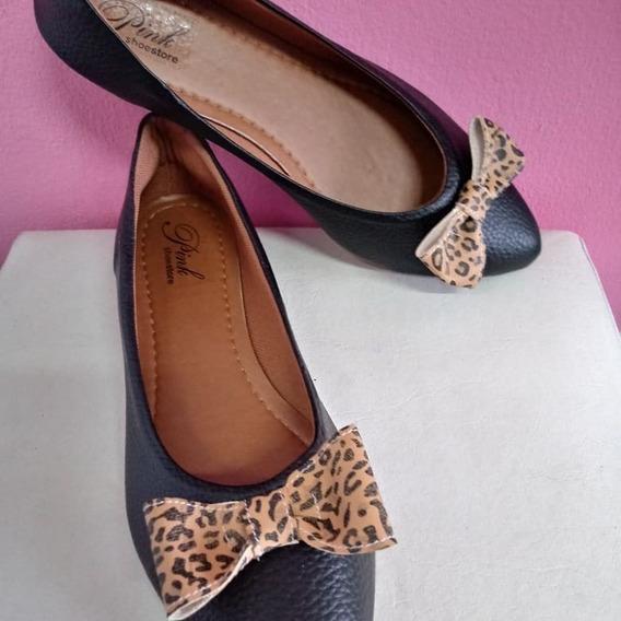 Sapatilhas Pink Shoestore - Conforto E Beleza Para Seus Pés