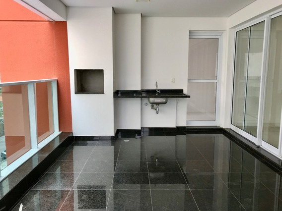 Apartamento Anália Franco - Terraço Gourmet - 91m²
