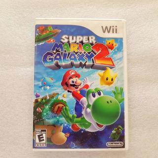 Súper Mario Galaxy 2 Nintendo Wii