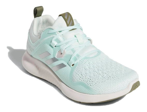 adidas Zapatillas Running Mujer Edge Bounce Verde Agua