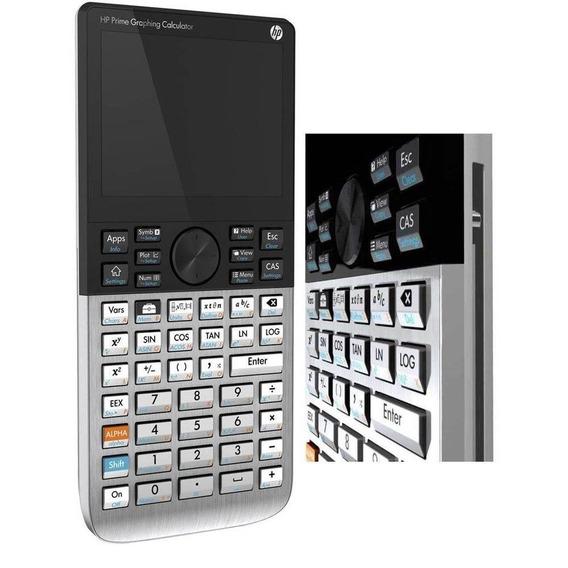 Calculadora Gráfica Hp Prime Gráfica Científica Touch Color