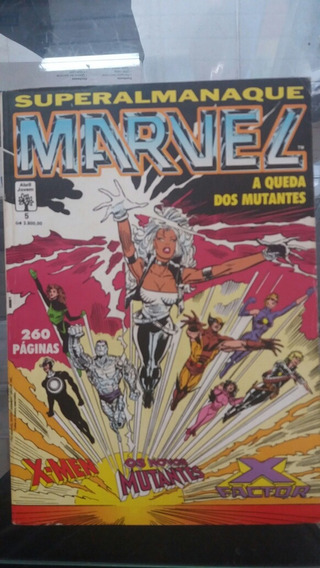Hq Super Almanaque Marvel 5