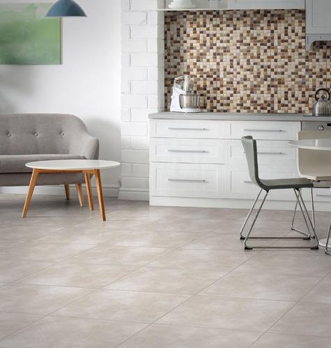 Imagen 1 de 3 de Ceramica Cemento Gris 60x60. Articons