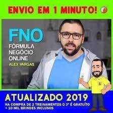 Fórmula Negócio Online Alex Vargas + 50 Bônus