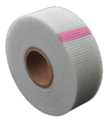 Cinta Fibra De Vidrio Para Drywall 50mm (rollo 76 Mts) 2 Und