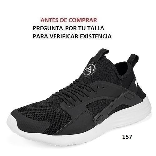 934abdac Tenis Pirma Para Caballero Color Negro Mod. 71 - $ 810.00 en Mercado Libre