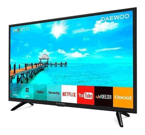 Televisor Daewoo 58   Smart Tv Led Uhd Android Tienda Fisica