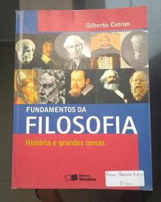 Livro Fundamentos Da Filosofia - Frete Apenas 20 Reais Br