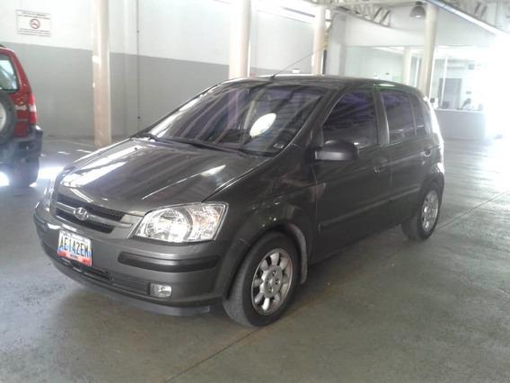 Hyundai Getz Gls Automatico