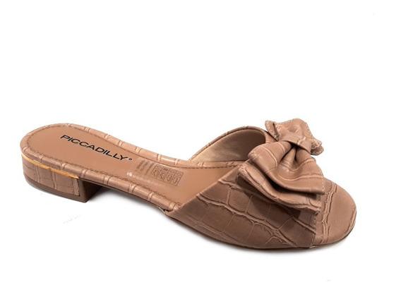 Zapato Mujer Piccadilly Sandalia Puntera Abierta Taco 3cm