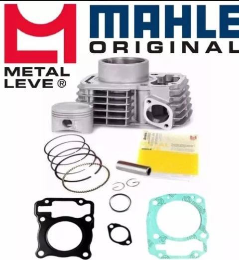 Kit Motor Cilindro Metal Leve Titan/bros 150 Com Juntas