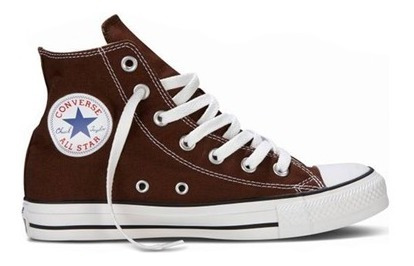 Zapatos Converse Original All Star Talla 40/7 Marron Clasico