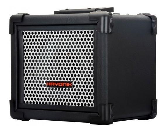 Caixa Amplificador Multiuso Hayonik Iron 80 Preto- Refinado