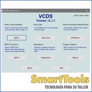 Software Vag Com 12 12 En Español - Scanners para Autos en