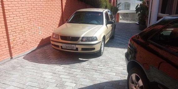 Volkswagen Gol 1.0 16v Serie Ouro 3p 2000