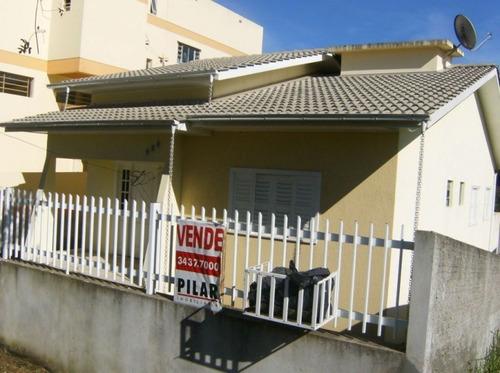 Imagem 1 de 11 de Casa - Jardim Maristela - Ref: 239 - V-239