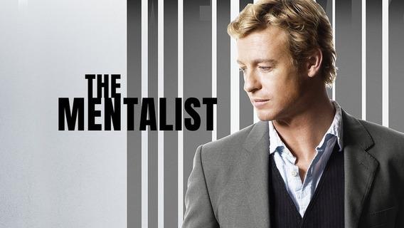 Serie The Mentalist Todas Temporadas+fretegratis+brinde