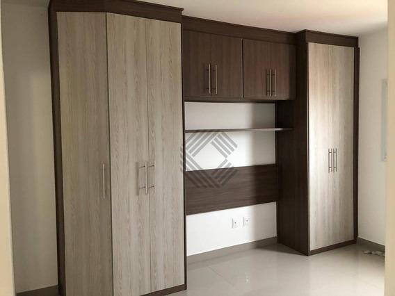 Apartamento Com 2 Dormitórios, Sendo 1 Suíte Com Modulados À Venda, 63 M² Por R$ 192.000 - Jardim Morumbi - Sorocaba/sp - Ap1363