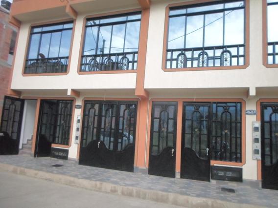 Apartamento Exterior, Segundo Piso (201).3 Habitaciones