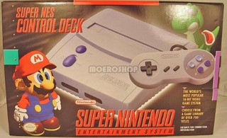 Super Nintendo Entertainment System Nes Cntrl Deck