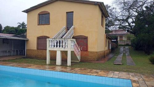 Imagem 1 de 27 de Casa Com 3 Dormitórios À Venda, 380 M² Por R$ 650.000,00 - Santo Afonso - Vargem Grande Paulista/sp - Ca1399