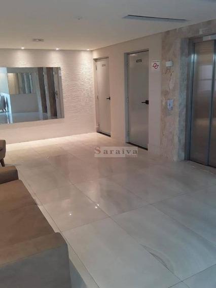 Apartamento Com 1 Dormitório À Venda, 52 M² Por R$ 390.000 - Jardim Hollywood - São Bernardo Do Campo/sp - Ap1177