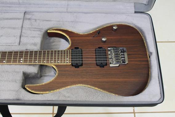 Guitarra Ibanez Premium Rg721-rw