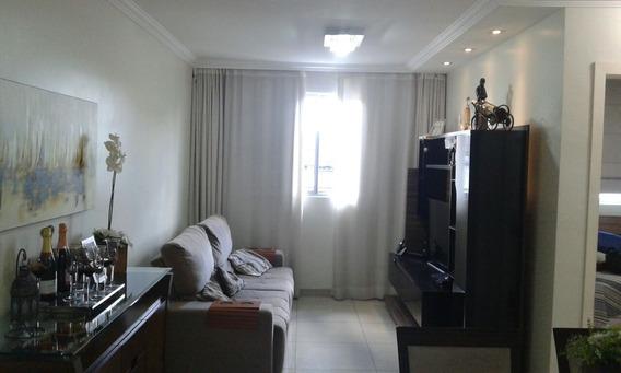 Apartamento Com 2 Quartos Para Comprar No Santa Amelia Em Belo Horizonte/mg - 43850