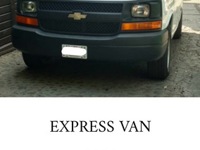 Express Van 2010