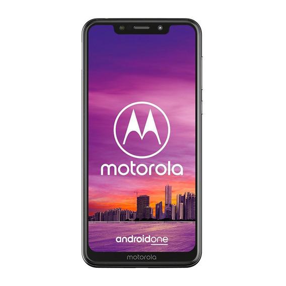 Celular Motorola Moto One 4gb Ram 64gb Libre 6 Ctas S/intere