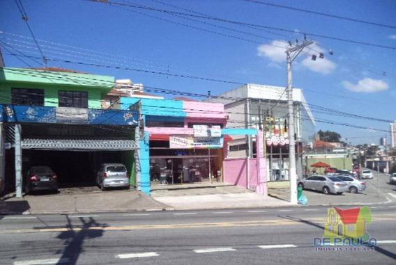 Salão Para Alugar, 160 M² Por R$ 7.000,00/mês - Anália Franco - São Paulo/sp - Sl0067