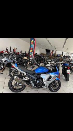 Suzuki Gsx650f  2012