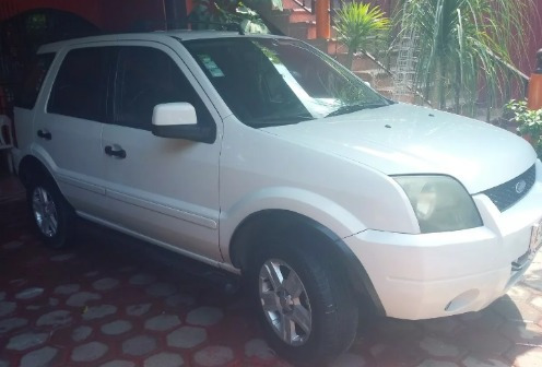 Ford Ecosport 4 Cilindros