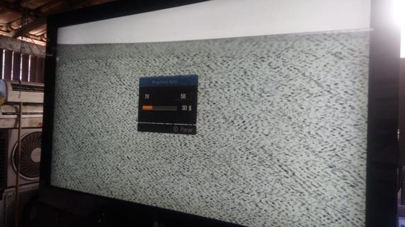 Tv LG 42lb9rta Com Película Polarizada Vasgada/soltando